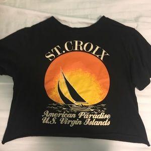 St. Croix Graphic Tee